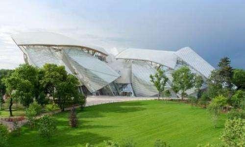 Discovering Louis Vuitton Fondation