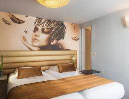 Le Bon Hotel - Chambres